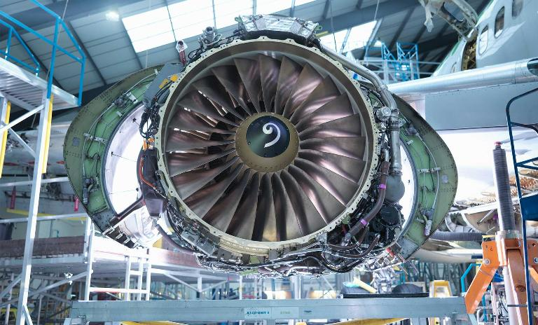 Promising outlook: The global aircraft production is on the rise and the demand is fueled by various factors