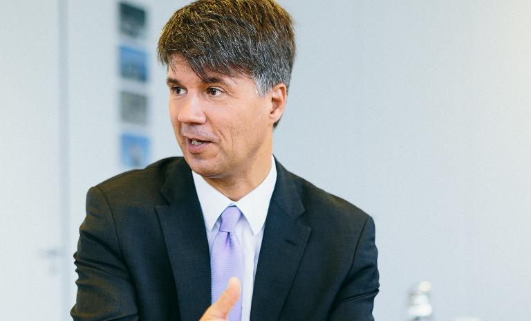 Harald Krüger, CEO of BMW Group