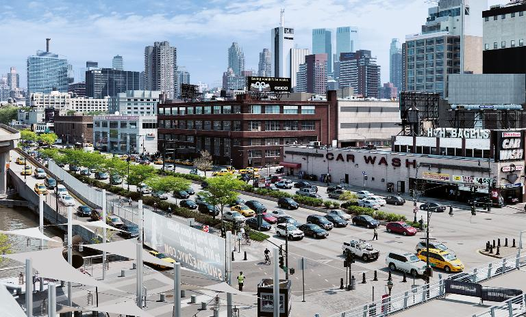 New York City: What will roads in the U.S. metropolises look like in the future?