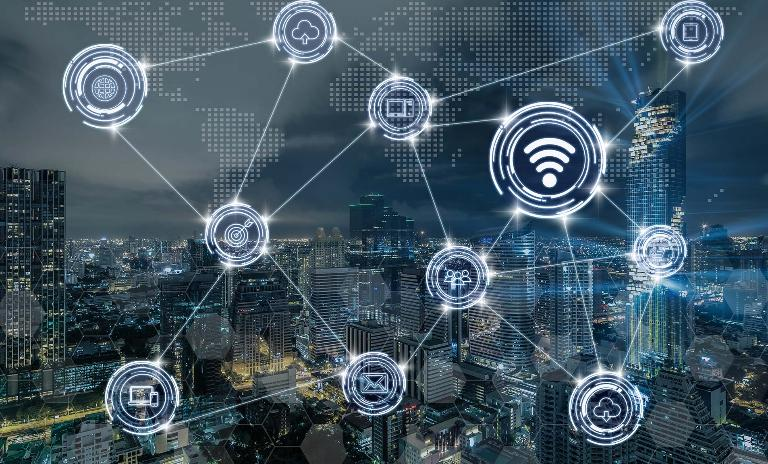 The integration of IoT on construction sites is expected to increase significantly in the coming years.