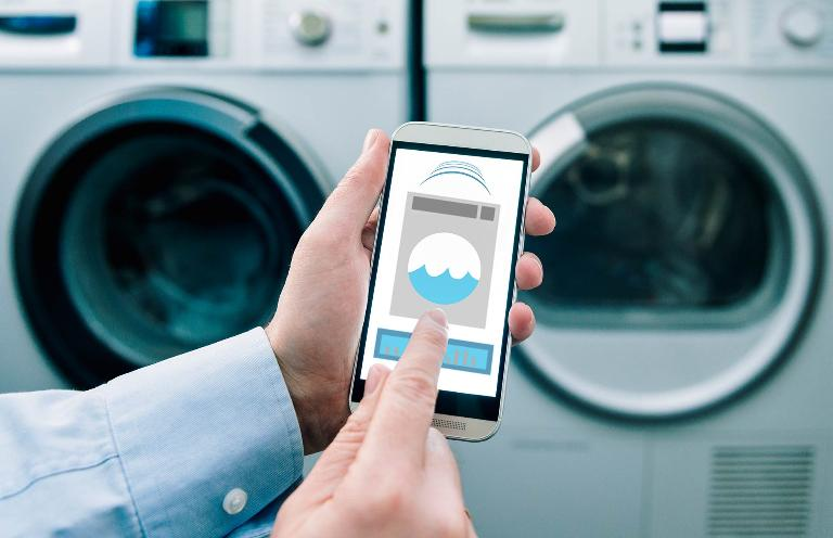 Controlling domestic appliances from a smartphone is fun and convenient for consumers, while opening a new source of data for producers.