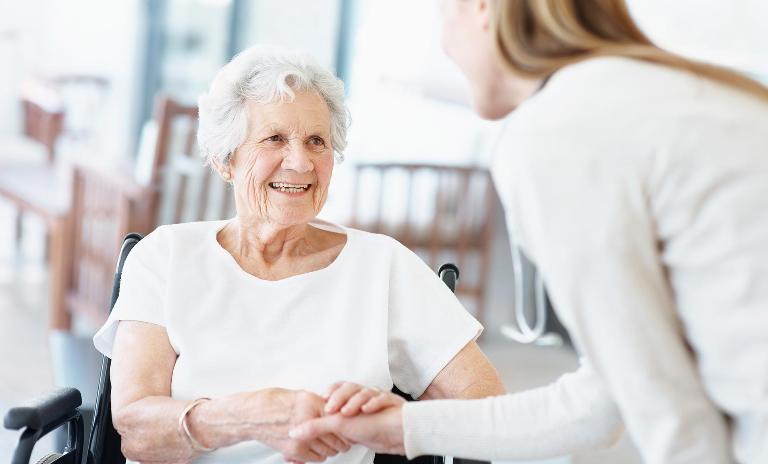 Der Pflegemarkt in Deutschland wird weiterhin kontinuierlich wachsen.