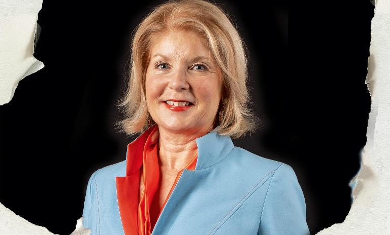 A portrait of whistleblower Wendy Addison