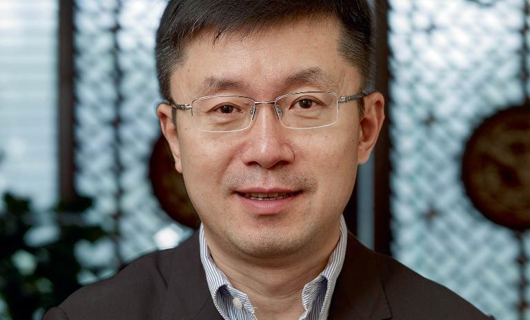 Entertainment czar: Gong Yu launched iQIYI in April 2010. It now receives 600 million unique visitors per month.