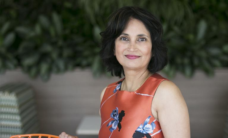 Padmasree Warrior is the CEO at NIO U.S.