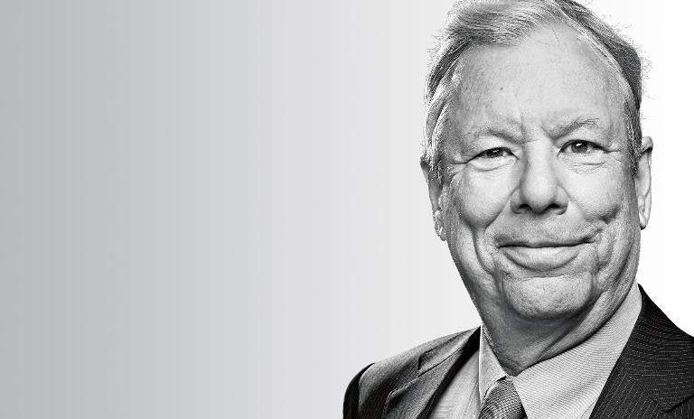 Richard Thaler, Nobel Prize winner and behavioral finance guru, features in our new Think:Act magazine.