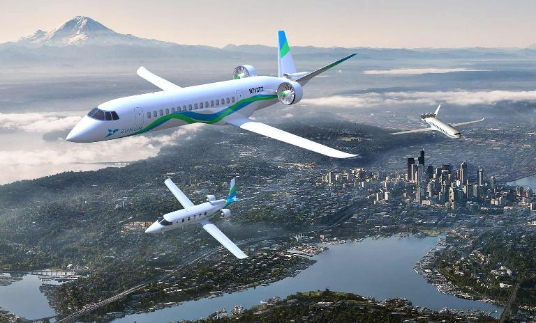 By 2030, Zunum Aero plans to build hybrid to electric aircraft capable of flying more than 1000 miles.