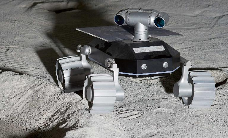"Ready to ""rove"": TeamIndus is all set to launch its unmanned lunar rover, and its bid for the Google Lunar XPRIZE competition."