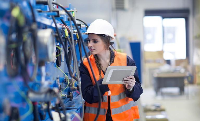 Industry 4.0 will change our work environment: Some jobs will be lost, but up to seven million new ones will be added in services and IT alone.