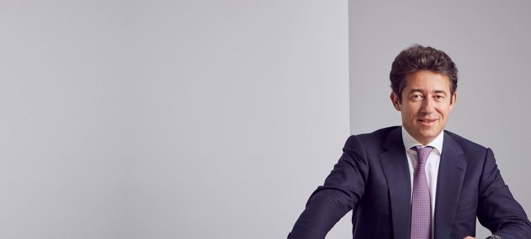 Roland Berger CEO Charles-Edouard Bouée