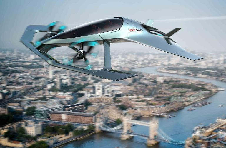 UK to launch electric air transport in 5 years