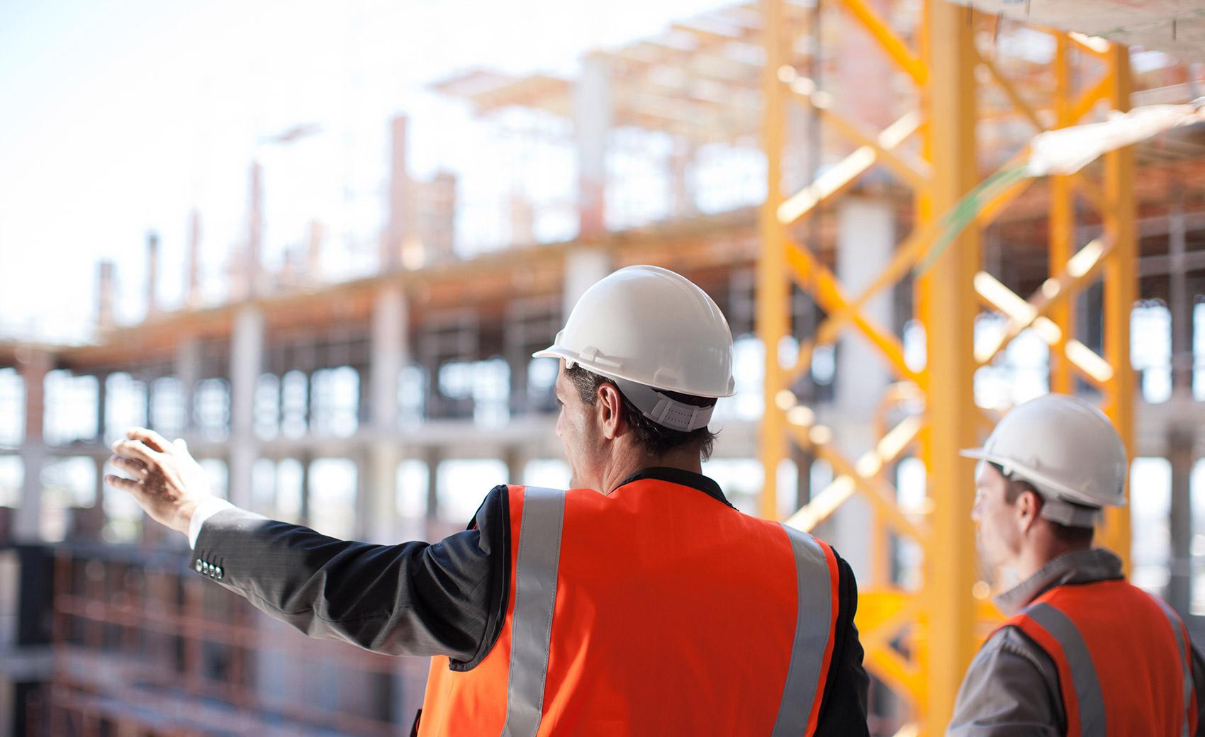 Meet the robots helping to assemble scaffolding — Roland Berger