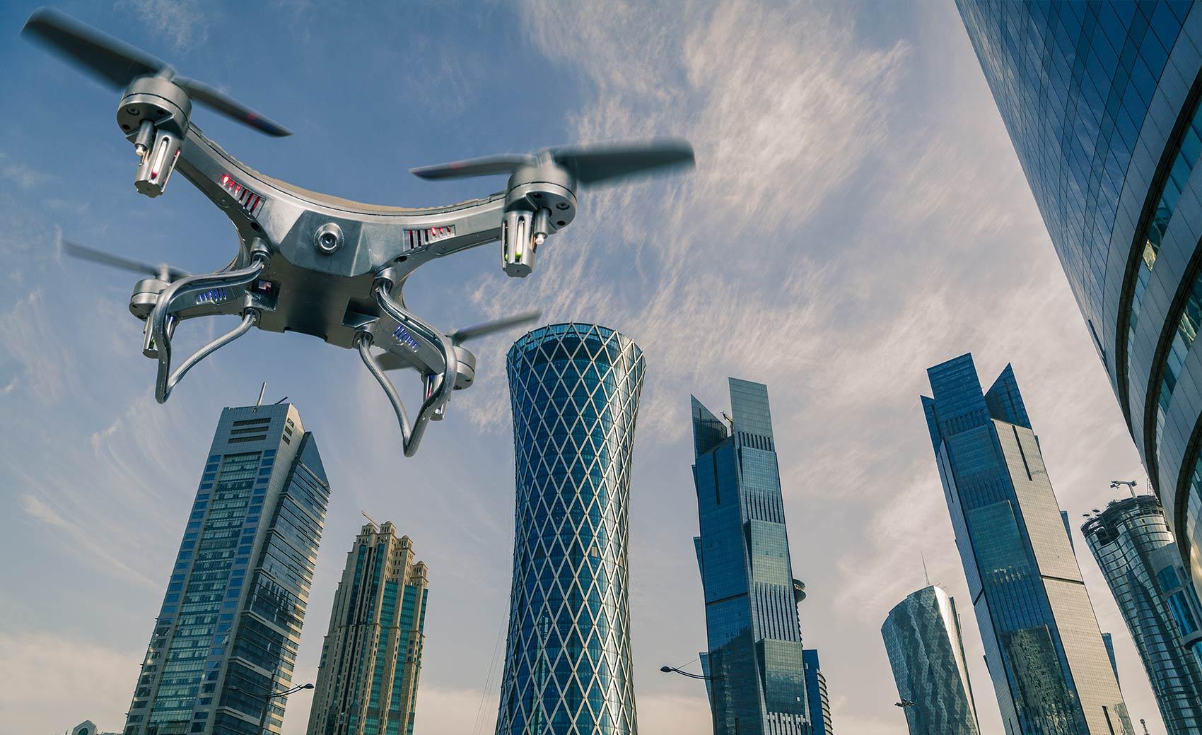 Mapping autonomous urban air mobility\'s progress — Roland Berger