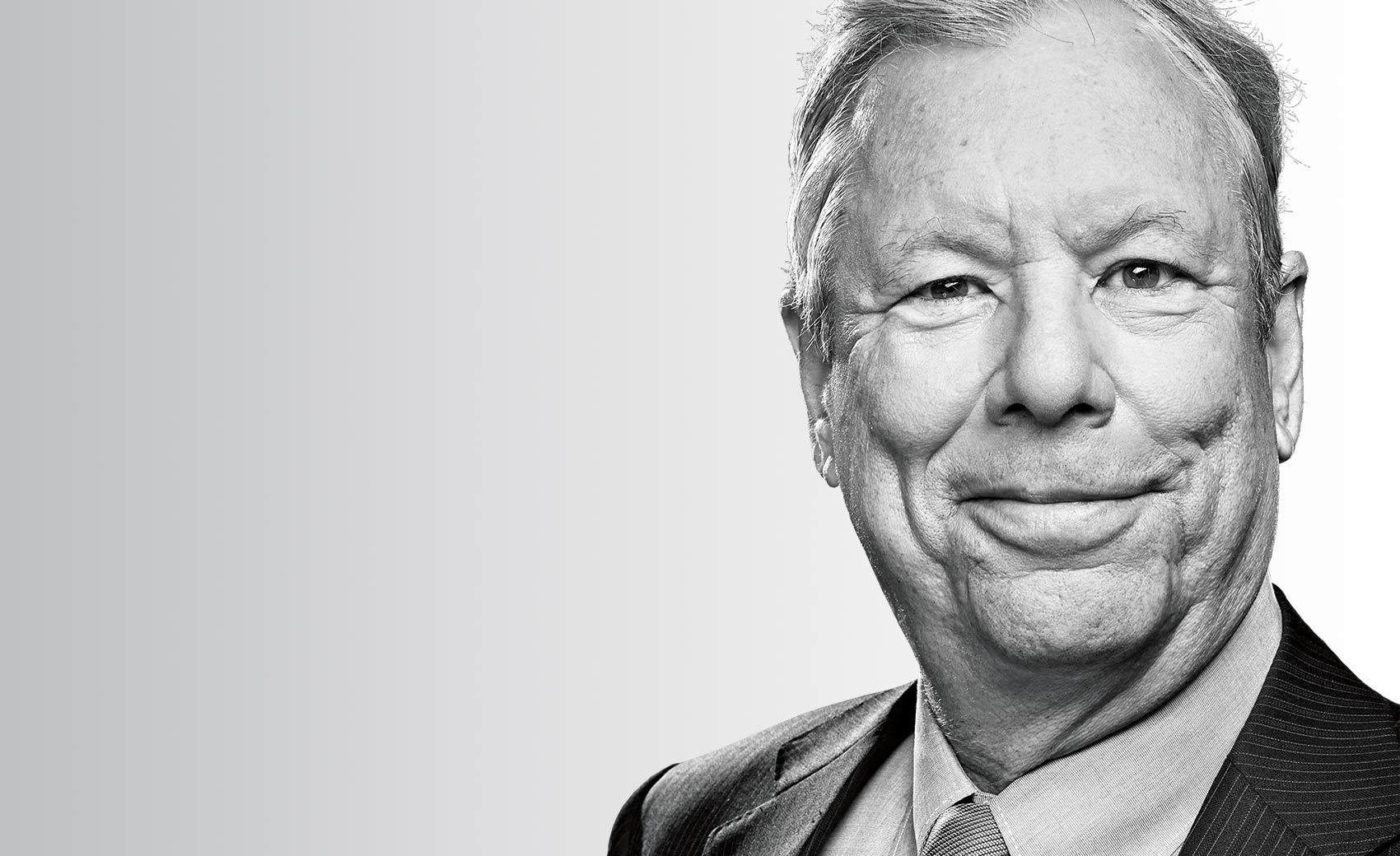Nobel Prize winner Richard Thaler   Roland Berger