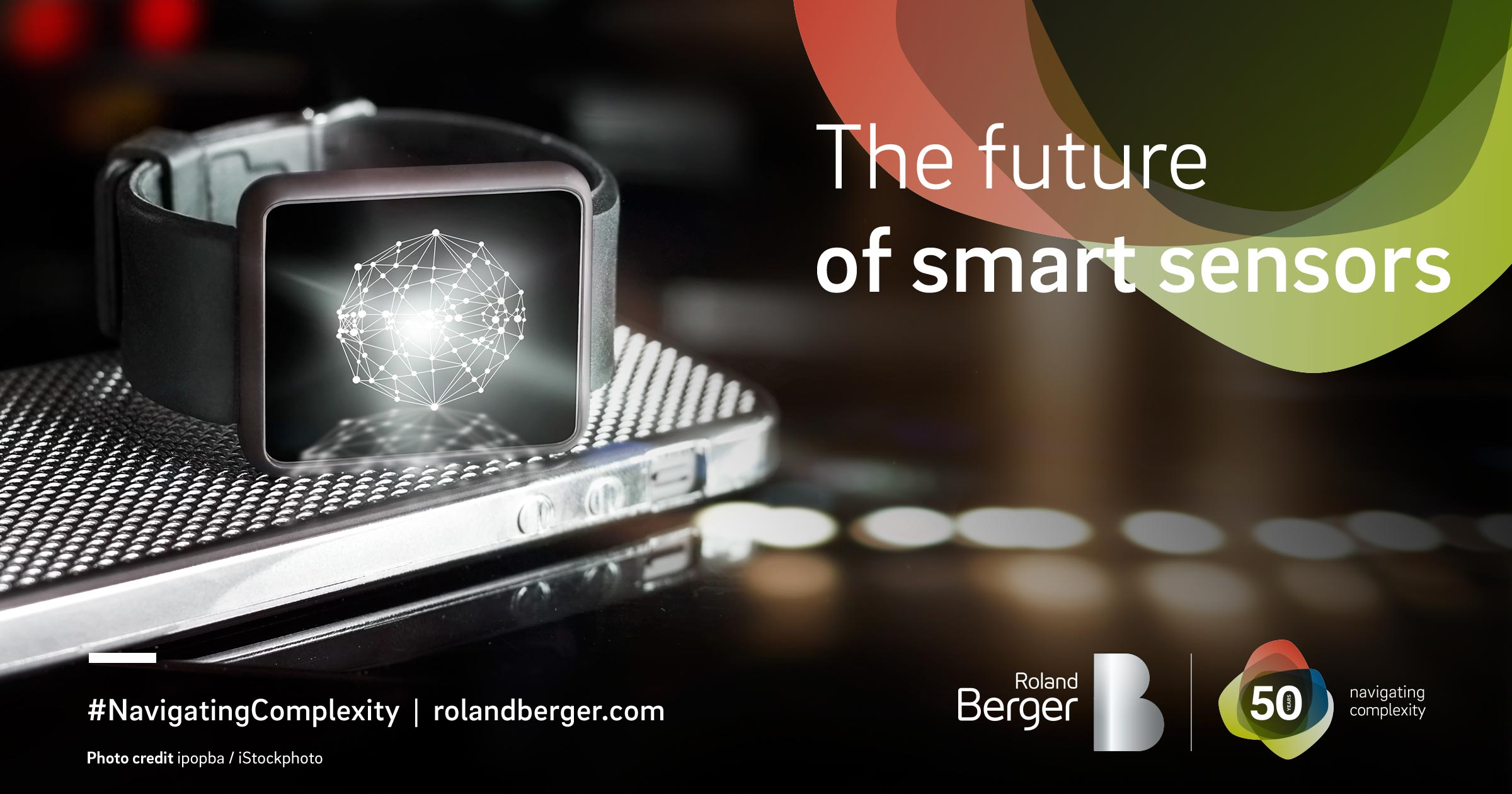 The future of smart sensors — Roland Berger