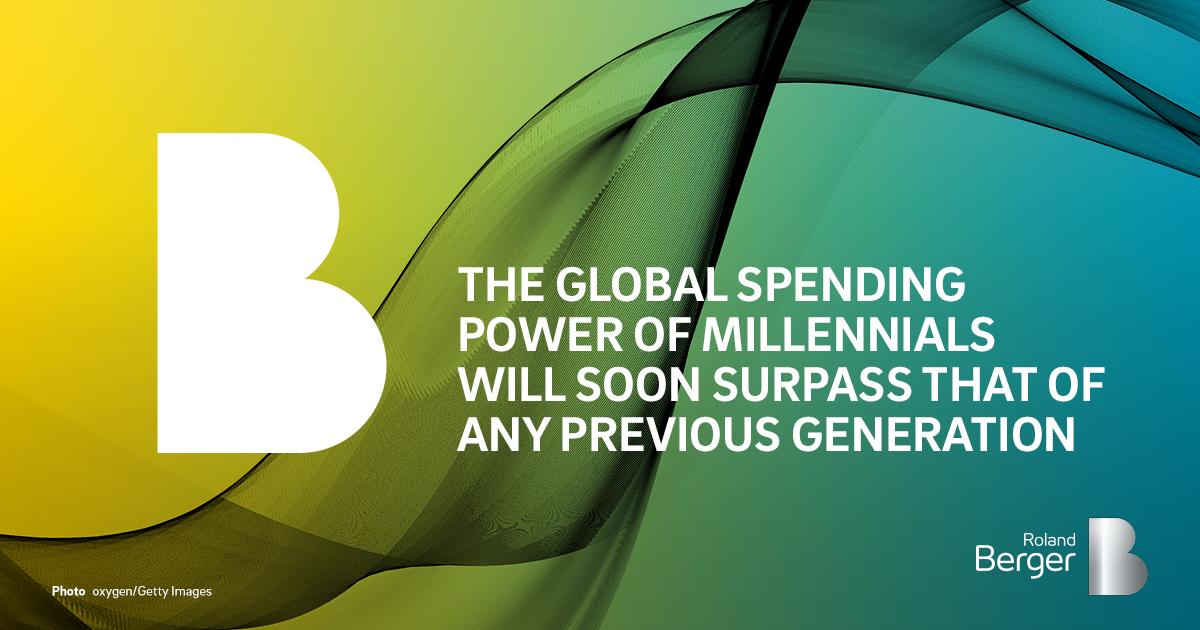 Decoding Generation Y: A new era of consumer behavior — Roland Berger