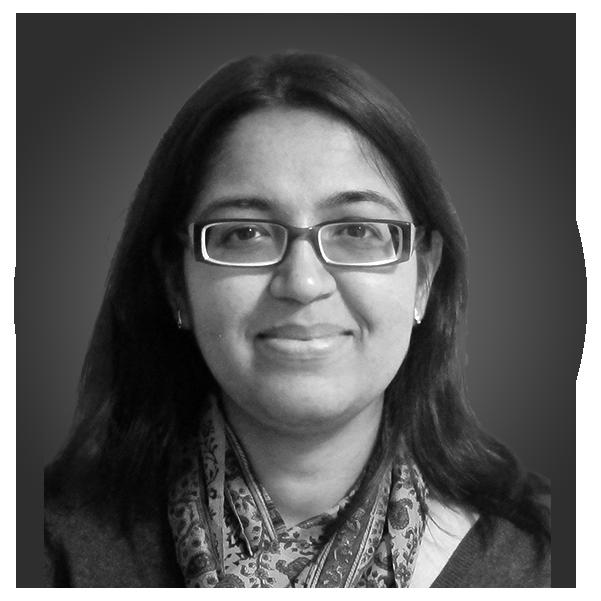 Portrait of Neelima Mahajan