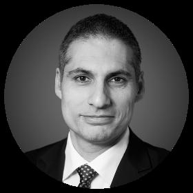 Portrait of Morris Hosseini