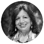 Portrait of Kiran Mazumdar-Shaw