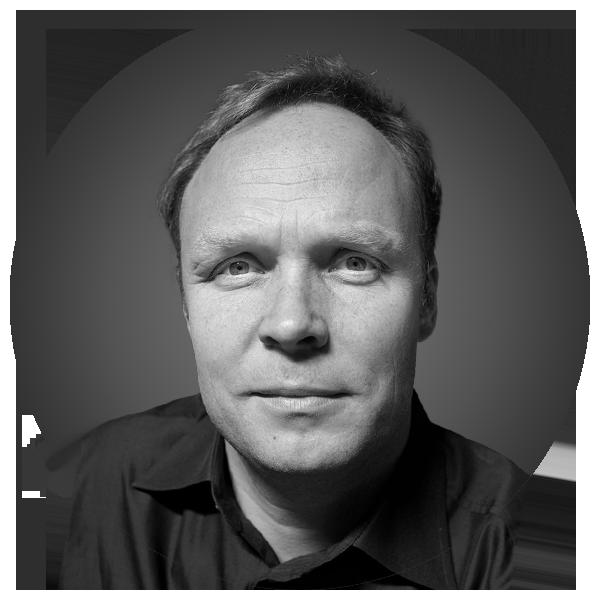 Portrait of  Steffan Heuer