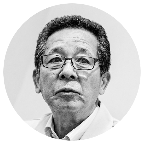 Portrait of Mitsuru Kawai