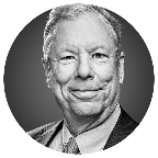 Portrait of Richard Thaler