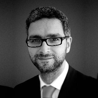 Portrait of Sassan Hatam