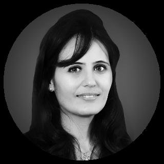Portrait of Raquel Hazan
