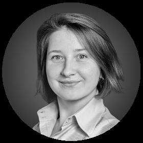 Portrait of Raluca Hritcu