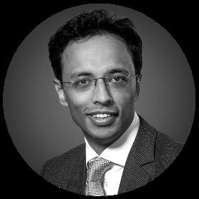 Portrait of Sameer Mehta