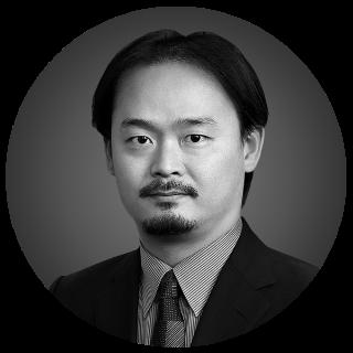 Portrait of Masashi Onozuka