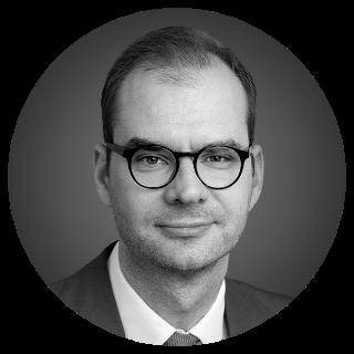 Portrait of Sebastian Steger