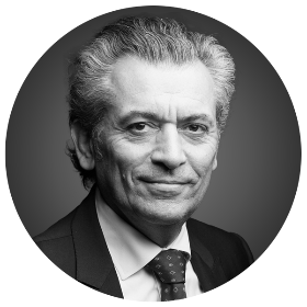 Portrait of Christophe Angoulvant