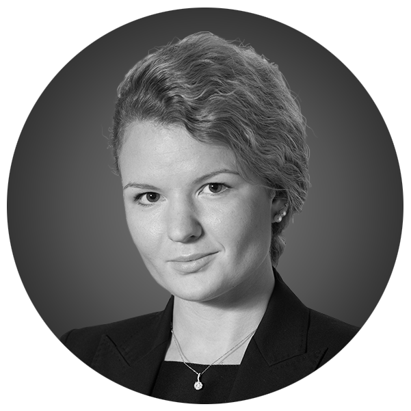 Portrait of Daria Koroleva, Moscow office