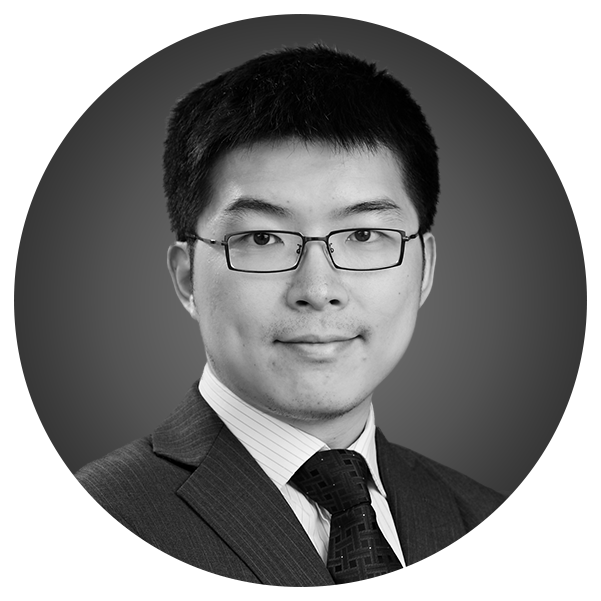 Portrait of Ryan Cai, Shanghai office