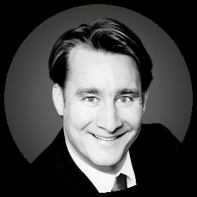 Portrait of Fabian Huhle