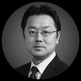 Portrait of Masayuki Igarashi