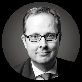 Portrait of Carsten Rossbach