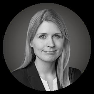 Portrait of Sabine Müller