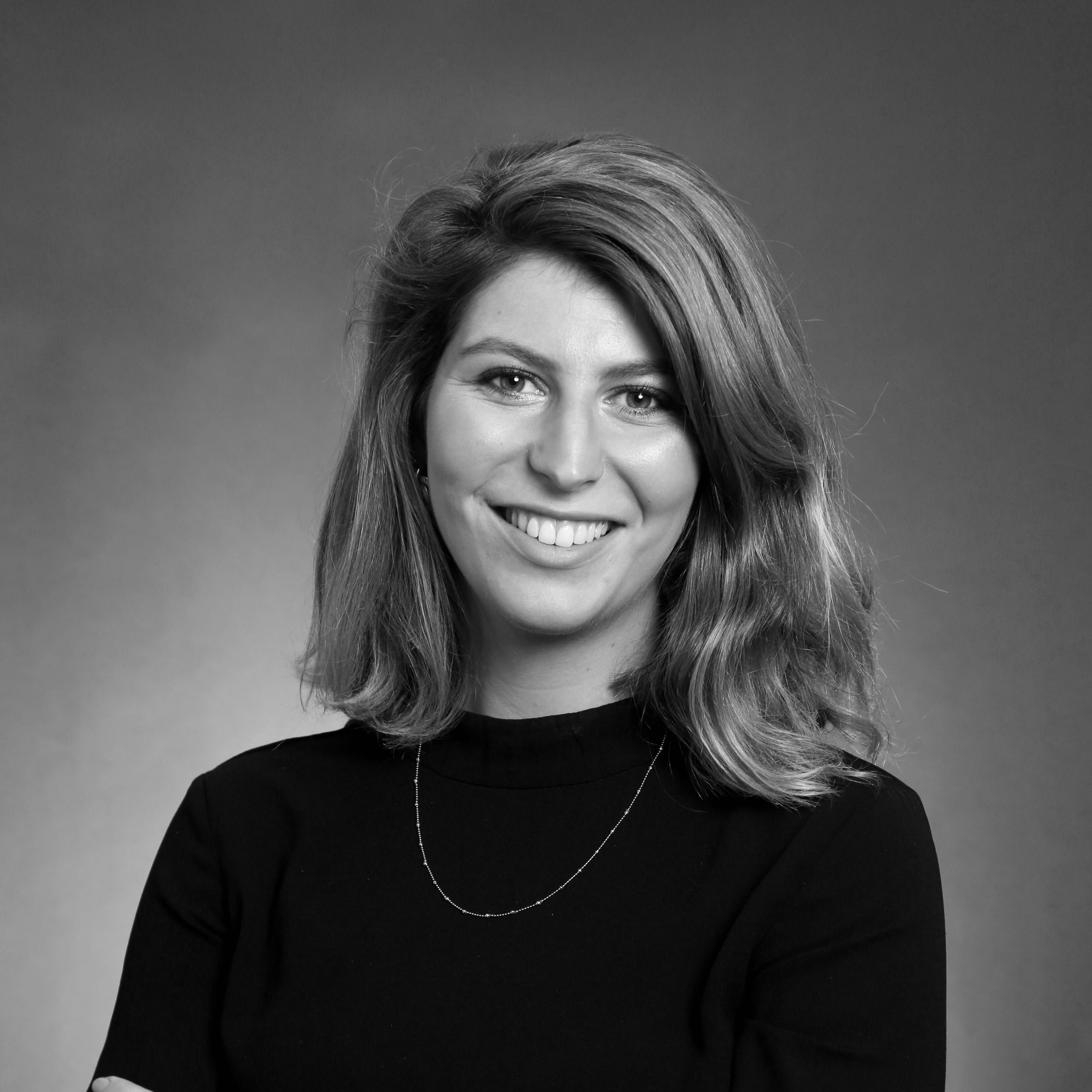 Portrait of Niki Kunst (Junior Consultant, sinds 2019 bij Roland Berger)