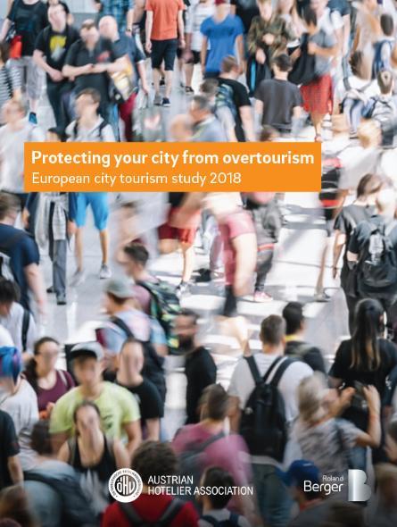 Overtourism In Europas Stadten Wer Nicht Handelt Verliert