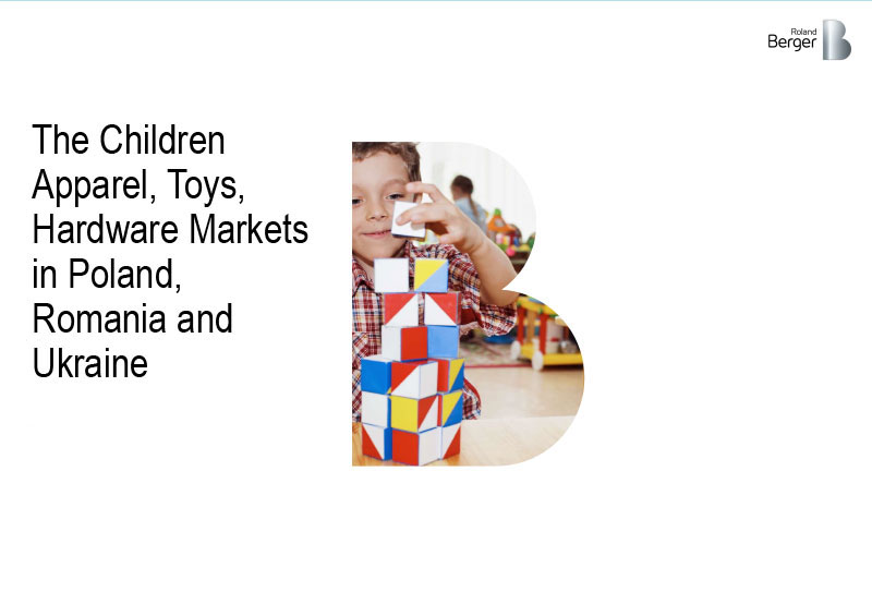 Market for kids' products growing in Eastern Europe — Roland